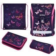 Herlitz Midi Motýľ - Školský batoh