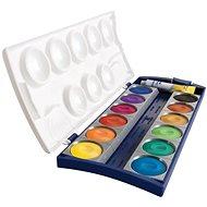 Pelikan vodové farby  12 farieb + beloba
