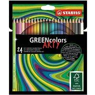 Stabilo GreenColors ARTY 24 farieb - Pastelky