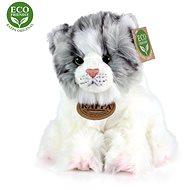 Rappa Eco-friendly mačka, 17 cm - Plyšová hračka