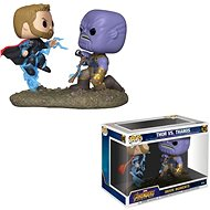 Funko POP Movies Moments: Marvel – Thor vs Thanos - Figúrka