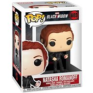 Funko POP Marvel: Black Widow – Natasha Romanoff - Figúrka