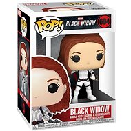 Funko POP Marvel: Black Widow – Black Widow (White Suit) - Figúrka