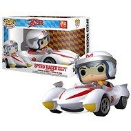 Funko POP Ride: Speed Racer – Speed w/Mach 5 - Figúrka