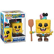 Funko POP Animation: Sponge Bob – SpongeBob in Camping Gear - Figúrka