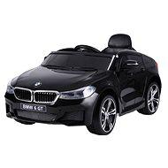 Detské elektrické auto BMW 6GT s koženou sedačkou - Detské elektrické auto