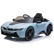 Detské elektrické auto BMW i8 coupé - Detské elektrické auto