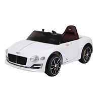 Detské elektrické auto Bentley EXP 12 biele - Detské elektrické auto