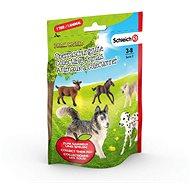 Schleich Vrecko s prekvapením – farmárske zvieratká XS, séria 2