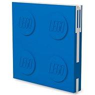 LEGO Zápisník – modrý - Zápisník
