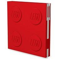 LEGO Zápisník – červený - Zápisník