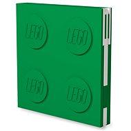 LEGO Zápisník – zelený - Zápisník