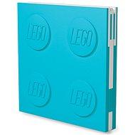 LEGO Zápisník – azúrový - Zápisník