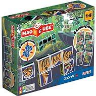Magicube Jungle animals