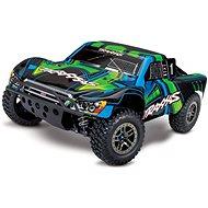 Traxxas Slash Ultimate 1:10 4WD VXL TQi RTR zelený - RC auto na diaľkové ovládanie