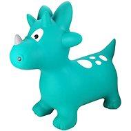 Zvieratko skákacie – zelený dinosaurus - Detské skákadlo