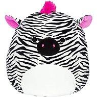 Plyšová hračka SQUISHMALLOWS Zebra – Tracey
