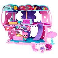 Hatchimals Hracia Súprava Cukráreň 2V1 S8 - Domček pre bábiky