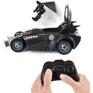 Batman RC Batmobil s figúrkou a katapultom - Herná sada