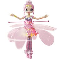 Figúrka Hatchimals - Lietajúca bábika Pixie, ružová