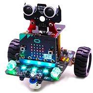 Micro: bit smart robot car - Elektronická stavebnica