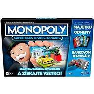 Monopoly Super elektronické bankovníctvo SK verzia - Spoločenská hra