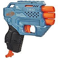 Nerf Elite Trio TD-3 - Detská pištoľ