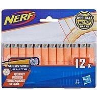 Nerf Accustrike náhradné šípky 12 ks - Príslušenstvo k pištoli Nerf