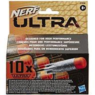 Nerf Ultra 10 ks šípok - Príslušenstvo k pištoli Nerf