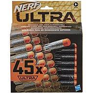 Nerf Ultra 45 ks šípok - Príslušenstvo k pištoli Nerf