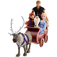 Frozen 2  Prémiové balenie so Svenom - Figúrka