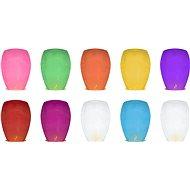 Lampión štěstí, barevný - Lampión