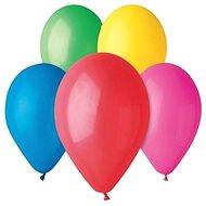 Nafukovacie balóniky, 26 cm, mix farieb, 100 ks - Balóniky