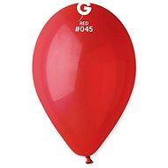 Nafukovacie balóniky, 26 cm, tmavočervené, 10 ks - Balóniky