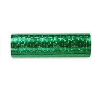 Serpentýny holografické, 3,8m, zelené, 18ks - Párty doplnky
