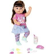 Staršia sestrička BABY born Soft Touch, brunetka, 43 cm – online balenie - Bábika
