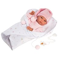 New Born dievčatko 63560 - Bábika