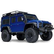 RC auto na diaľkové ovládanie Traxxas TRX-4 Land Rover Defender 1:10 TQi RTR mod