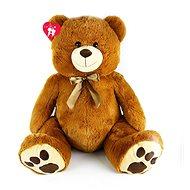 Rappa veľký plyšový medveď mohutný Mates s visačkou 100 cm - Plyšový medveď
