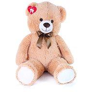 Rappa veľký plyšový medveď Ben s visačkou, 90 cm - Plyšový medveď