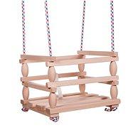 Hojdačka Baby drevená - Hojdačka