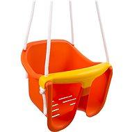 Hojdačka Baby oranžová - Hojdačka