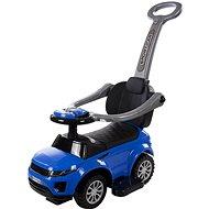 Odrážadlo Sport Car s hudbou a vodiacou tyčou modrá - Odrážadlo