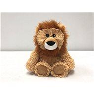 Hrejivý lev Mini - Hrejivý plyšák