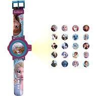 Lexibook Frozen Digitálne hodinky s projektorom - Detské hodinky