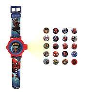 Lexibook Spider-Man Digitálne hodinky s projektorom - Detské hodinky