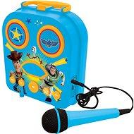 Lexibook Toy Story Prenosné karaoke s mikrofónom - Hudobná hračka