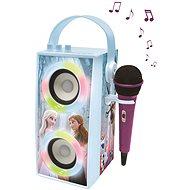 Lexibook Frozen Prenosný Bluetooth reproduktor s mikrófonom a svetelnými efektmi