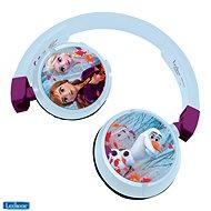 Slúchadlá Lexibook Frozen Slúchadlá s bezpečnou hlasitosťou pre deti - Sluchátka