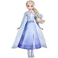 Ľadové kráľovstvo 2 Veľká premena Elsa - Bábika